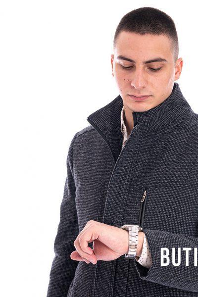 butik samsara zrenjanin muski tamno sivi kaput 023