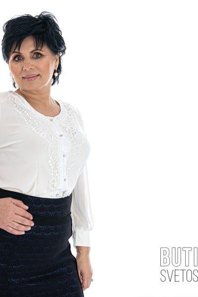 butik samsara zrenjanin zenska crna suknja bela bluza 009