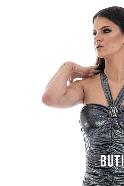 butik samsara zrenjanin zenska srebrna haljina 006